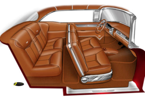 1962 corvette. Black Bedroom Furniture Sets. Home Design Ideas